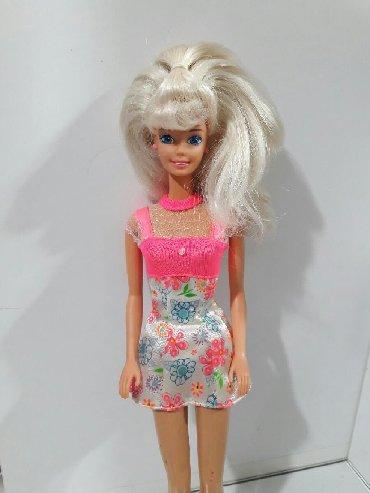 Haljinica sifra - Srbija: Barbie lutka original, lepo ocuvana u svojoj originalnoj haljini