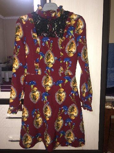 Продам новое платье в стиле Dolce Gabbana  Размер S-M (38-40) в Бишкек