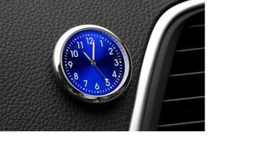 Sat za automobil plavi - samolepljivo - Zrenjanin