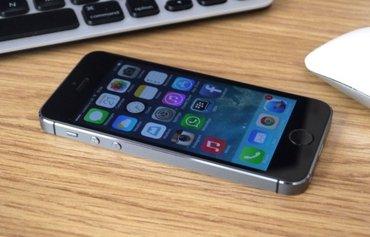 Bakı şəhərində Iphone 5s orijinal, barmaq izi her shey ishleyir, super zaryatka