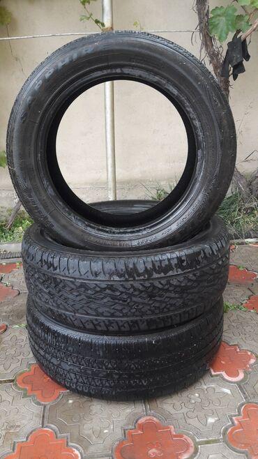 Шины 235/55/18. Состояние на 65-70%. 2000 сомов за одну шину. Всего