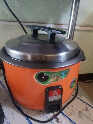 Электроника - Дмитриевка: Рисоварка для кафе суши