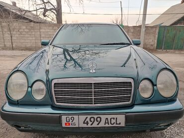 Mercedes-Benz E-Class 2 л. 1998