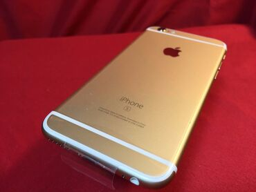Iphone 6S Gold Original (64GB) 6 Mηνες