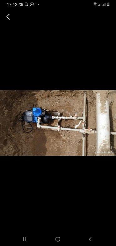 11095 объявлений: Сантехник | Установка насосов, Врезка в водопровод | Больше 6 лет опыта