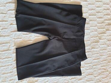 Zenske pantalone crne - Srbija: Zenske crne elegantne pantalone iz uvoza