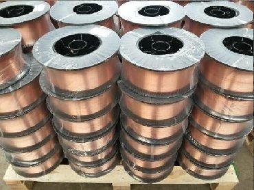 сварочный бу в Кыргызстан: Сварочная проволока для полуавтоматов. бухта 20 кг толщина 1.2мм