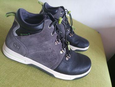 Personalni proizvodi - Srbija: Timberland cipele 40 original,kupljene ove godine u Sport Visionu,u