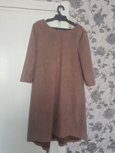2 платье покупала дорого !Срочно деньги нужны Коричневое платье 500сом