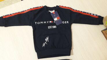 Nova Tommy Hilfiger trenerka za bebe br.80 sa etiketom