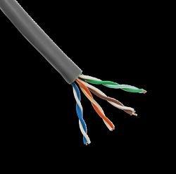 Сетевой кабель UTP-5e 5 метров б/у ANPUNANXUN не обэатый в Бишкек