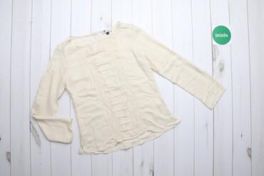 Рубашки и блузы - Состояние: Б/у - Киев: Жіноча блуза K.Woman, р. S   Довжина: 59 см Ширина плеча: 38 см Рукав