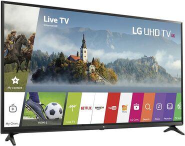 """Moze - Srbija: 4K UHD HDR Smart LED TV - 43"""" Class▪︎ LG Smart TV 43UJ6300 korišćen"""