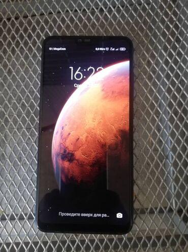 продажа смартфонов в бишкеке in Кыргызстан   ДРУГИЕ МОБИЛЬНЫЕ ТЕЛЕФОНЫ: Xiaomi Mi 8 Lite   128 ГБ   Синий   Сенсорный, Отпечаток пальца, Две SIM карты