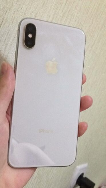 22 объявлений   ЭЛЕКТРОНИКА: IPhone X   256 ГБ   Белый Б/У   Беспроводная зарядка, Face ID