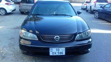 Nissan Azərbaycanda: Nissan Maxima 3 l. 2005 | 212000 km