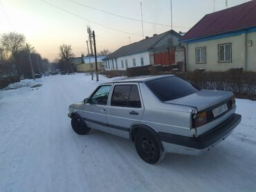 Продажа бензовоз - Кыргызстан: Volkswagen Jetta 1.8 л. 1989 | 666666 км
