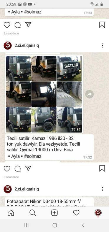 Yük və kənd təsərrüfatı nəqliyyatı Şabranda: Yük maşınları