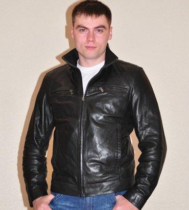 Кожаная  куртка. Турция. в Бишкек