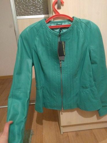 Деми-курточка из приятной натуральной в Бишкек