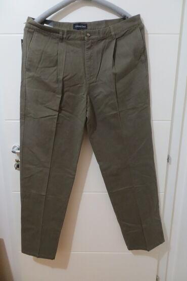 Pantalone zimske - Srbija: UMBERTO LUCCI 54 potpuno nove pamucne muske pantalone, idealne za ovaj