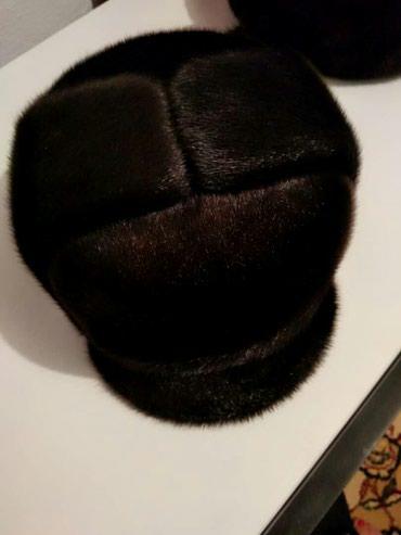 Продаю норковую мужскую шапку,новый! отличное качество! в Бишкек