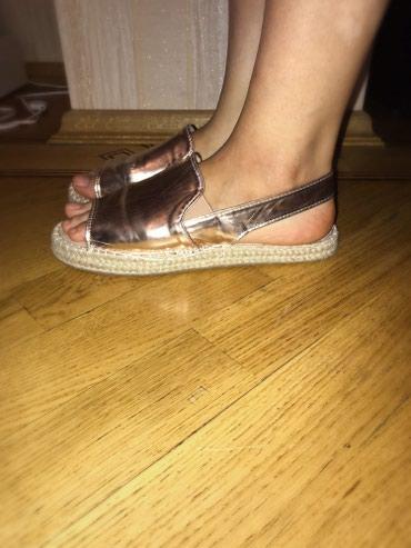 uşaqlar üçün sandallar - Azərbaycan: Asos sandal 45e alinib 39razmer uygun (az geyinilib)