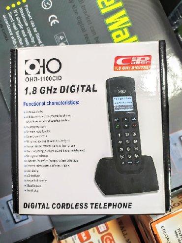 Original OHO firmasi stasionar ev telefonuyuksek keyfiyyetli30 metreye