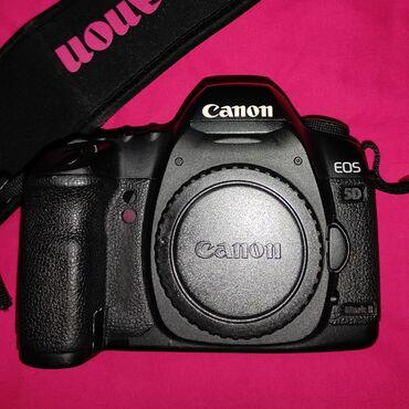 2192 elan: Canon EOS 5D Mark 2. Aparat ideal vəziyyətdədir, heç bir problemi