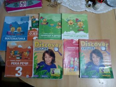 Klett knjige za 3.razred osnovne i Engleski Discover English sa 2 CD-a - Belgrade
