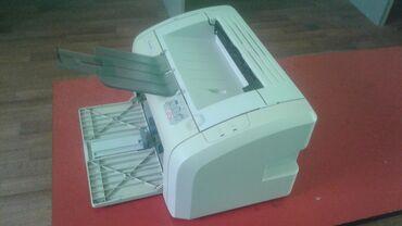 Hp laserjet 1018. Printer islekdir hazirda tsm hazirdir sunurlari var