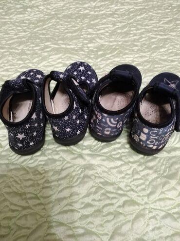Decije šlape, papuce, potpuno ocuvane, na cicak traku. Anatomski