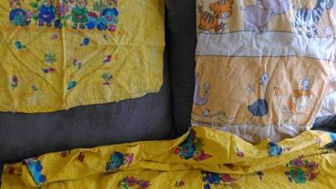 Autosedišta i nosiljke za bebe | Srbija: Posteljina,obe za 1500din