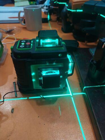 Lazer uroven 3 D yeni keyfiyyətli 12 xətt ayağı hər bir şeyi var ayağı