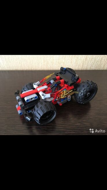 Игрушки в Джалал-Абад: Lego TECHNIC 42073 BASH __________________________