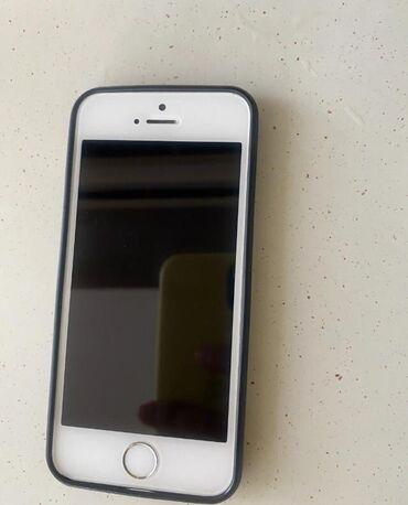 IPhone 5s   32 GB   Ağ   İşlənmiş   Barmaq izi