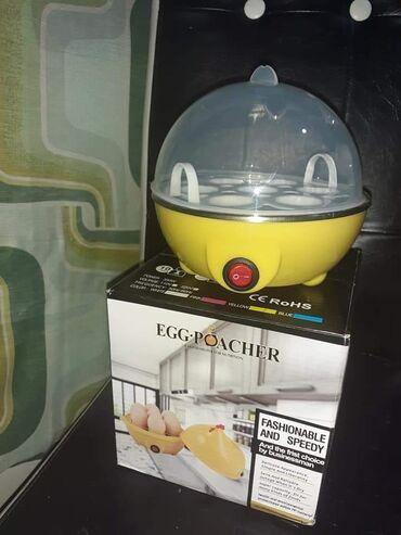 Elektronika - Zajecar: Aparat za kuvanje jaja: Najlakši i najbrži način za kuvanje jaja CENA