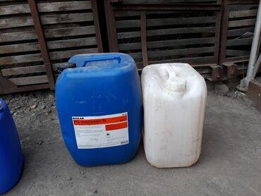 канистра-для-бензина-бишкек в Кыргызстан: Продаются канистры 20л 30л 50лканистры можно работать с салярка или
