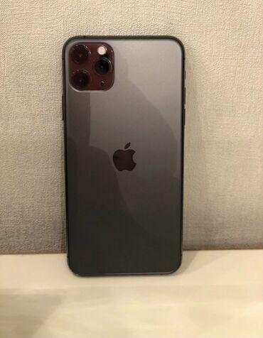 IPhone 11 Pro Max | 256 GB | Boz (Space Gray) | İşlənmiş | Face ID