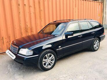 синий dodge в Кыргызстан: Mercedes-Benz C-Class 1.8 л. 1996 | 312580 км