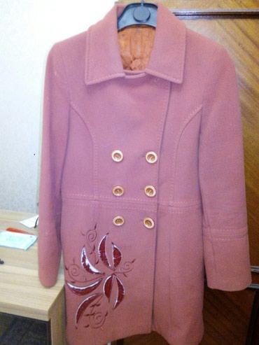 Продаю пальто ,46-48 в Бишкек