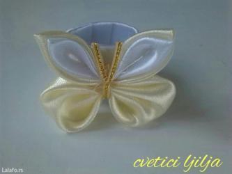 Prstenovi za salvete - Loznica - slika 3