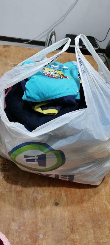 Отдам даром - Кыргызстан: Отдам даром пакет вещей на 1,5-3 года мальчик девочка