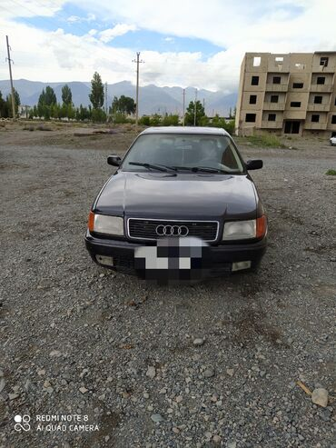 ауди-6 в Кыргызстан: Audi S4 2.6 л. 1993