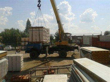 Услуги автокрана грузо подъем от 10  до 30 тонн. в Бишкек