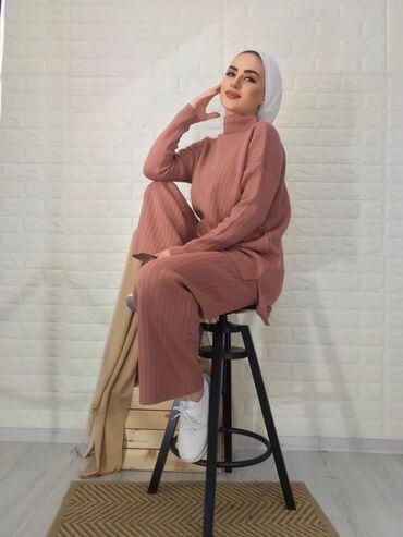 Трикотажный костюм Производство Турция  Цена со скидкой 1800 сом вмест