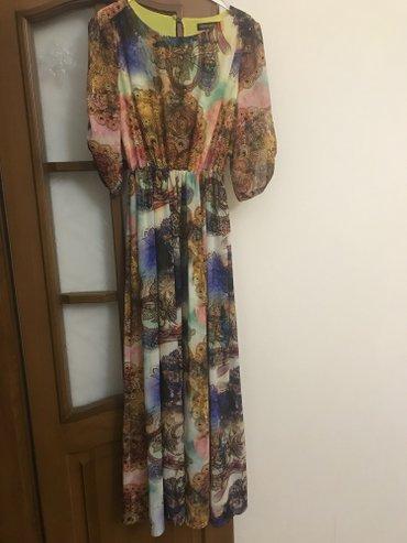 Интересное платье, красивая в Бишкек