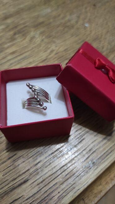 Srebro - Srbija: Nov srebrni prsten