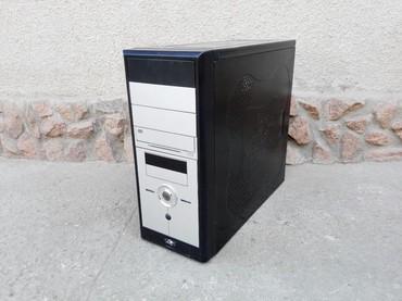 корпуса mini itx в Кыргызстан: Корпус для компьютера.Из минусов: нет USB панельки. Все остальное