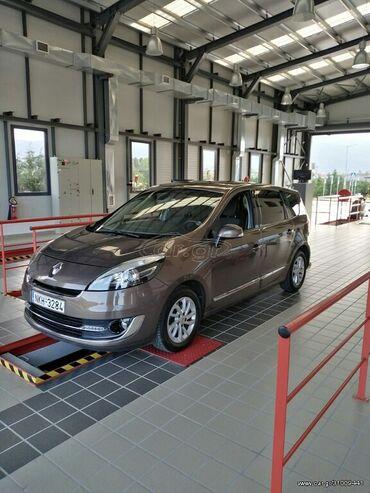 Renault Grand Scenic 1.5 l. 2012 | 200000 km